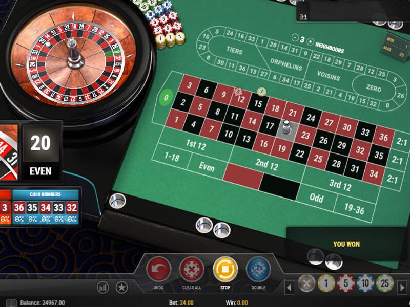 Online Roulette spielen. Kostenlos oder für Echtgeld